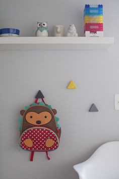 By Elefante Design para Pequenos Pin de NaToca.com.br