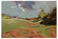 Susan Hughes, Rolling Field | Find the Perfect Piece | One Kings Lane
