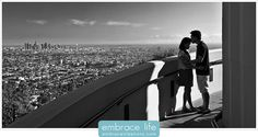 Los Angeles Engagement Photographer - Griffith Observatory