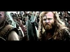 Braveheart - Battle of Stirling Bridge - Cavalry charge - YouTube (Feigned Retreat)