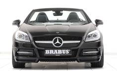 Ограненный Mercedes-Benz SLK 2012 года от Brabus