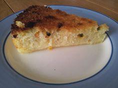 עוגת קוקוס ופסיפלורה