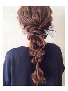Hair up do Pretty Hairstyles, Braided Hairstyles, Wedding Hairstyles, Hair Arrange, Facon, Hair Day, Hair Looks, Her Hair, Colorful Hair