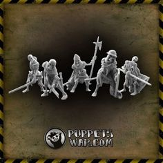 Faithful into undeath... https://puppetswar.eu/product.php?id_product=644