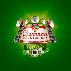 Guaraná Antarctica Festival - São Luís on Behance