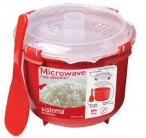 Sistema Plastics http://sistemaplastics.com/recipes/cat/microwave-rice-multi-cooker-recipes/