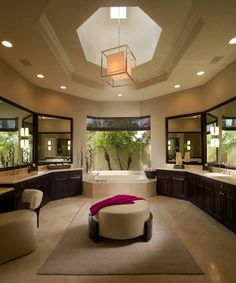 Master+Bathroom+Dressing+Area | Luxury Master Bathroom Designs Design Ideas, Pictures, Remodel, and ...