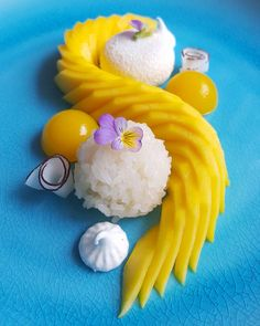 Leaving Thailand with my favorite Thai dessert Mango and Sticky rice. See you…