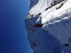 Ski mountaineering season in full swing.