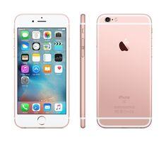 Apple iPhone 6s 64GB SIM-Free Smartphone - Roségold (Zertifiziert und Generalüberholt) EUR 450,00