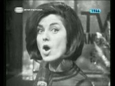 Festival RTP 1966 - Madalena Iglésias - Ele e Ela (R) - YouTube