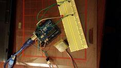 PIR Triggered LED Alarm