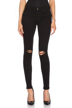 Looking for some ripped black skinnies like these. Size 26 in JBrand