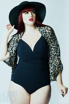 Curves to Kill...: Kiargo - Swimswear for Curves!