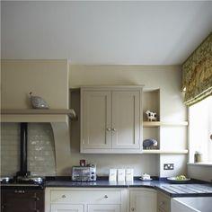 Kitchen in Savage Ground and London Stone