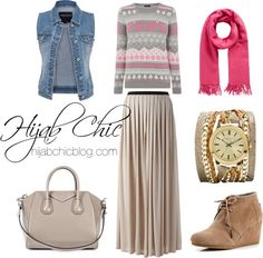 #hijab #HOTD #pink