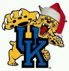Borrowed : Merry Christmas!  Wildcats!!!!