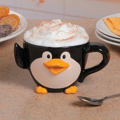 Penguin+Mug+-+OrientalTrading.com