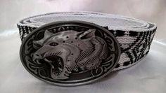 9bb48b4af231f Cinturones de tela de algodon con hebilla Importados - - Largo  110 cm -