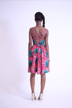 Chima Dress by MAZEL JOHN