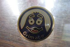 Grimace Pin