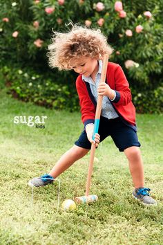 Roc from Sugar Kids for C&A.