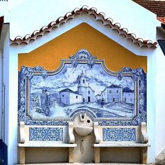 We Want To Celebrate And Honour The Craftsmanship. Portuguese Culture, Portuguese Tiles, Portugal, Cultural Architecture, Create Words, Spanish Artists, Rubber Flooring, Practical Gifts, Unusual Gifts