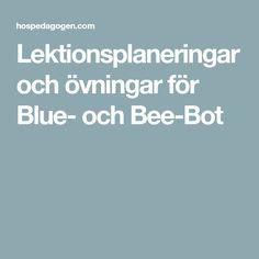 Lektionsplaneringar och övningar för Blue- och Bee-Bot Middle School, Coding, Teaching, Appar, Youtube, Ideas, Teaching High Schools, Secondary School, Learning