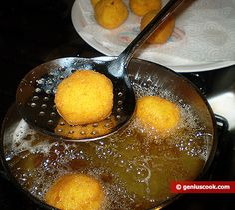 The Recipe for Sicilian Rice Balls Arancini | Italian Food Recipes | Genius cook - Healthy Nutrition, Tasty Food, Simple Recipes
