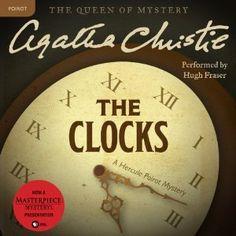 The Clocks (Hercule Poirot, #34) -Agatha Christie