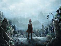 Freya Crescent | Final Fantasy IX #game #illustration