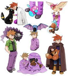Blue's first adventure Pokemon Manga, Ash Pokemon, Pokemon Comics, Pokemon Memes, Pokemon Fan Art, Cute Pokemon, Pokemon Stuff, Play Pokemon, Pokemon Especial