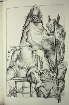 Salvador Dalí's 1946 Illustrated Edition of Shakespeare's Macbeth