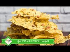Malaysian Cuisine, Indonesian Food, Finger Foods, Food Videos, Great Recipes, Cauliflower, Nom Nom, Fries, Food And Drink
