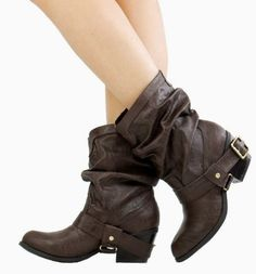 Country boots for girls