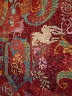 Bohemian Rug, Textiles, Blog, Decor, Contemporary Embroidery, Sons, Carpet, Crosses, Cross Stitch
