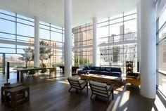 15 besten Wohnzimmer hohe Decken Bilder auf Pinterest | Living Room ...