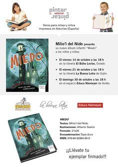"""MIlio'l del Nido presenta """"MIEDO"""""""