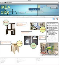 NIEUWE DISIGN IKEA XXS!!!!!!