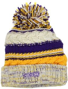 95d033eb7 NHL Los Angeles Kings Women s CCM Cuffed Knit Hat With Pom