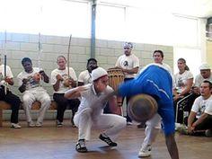 Capoeira Angola Mestre Roxinho & Contra Mestra Dayse 1
