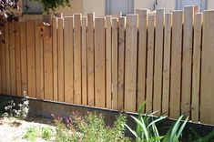 Awesome Tips: Backyard Fence Landscaping horizontal fence curb appeal., - Awesome Tips: Backyard Fence Landscaping horizontal fence curb appeal.Fence Draw… , Awesome Tips: - Front Yard Fence, Diy Fence, Backyard Fences, Garden Fencing, Front Yard Landscaping, Fence Ideas, Bamboo Fencing, Yard Ideas, Backyard Door