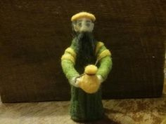 Gins felted Wiseman 981