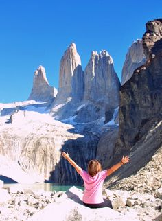 Torres del Paine in Patagonia, Chile is amazing! Check out what I did in 5 days in the national park.