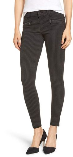 599931afd22 Wit & Wisdom Ab-Solution Skinny Ponte Pants (Regular & Petite) (Nordstrom  Exclusive) | Nordstrom