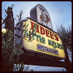 Fidel's Little Mexico in Solana Beach, CA