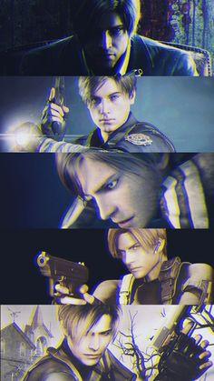 Resident Evil Girl, Space Dandy, Joker Poster, Leon S Kennedy, Evil Games, Alucard, Girl Short Hair, Best Games, Videogames