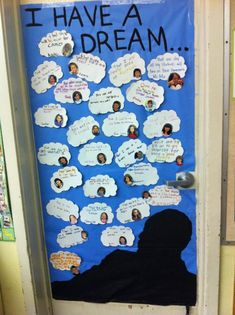Ideas African American History Bulletin Boards Martin Luther King For 2019 History Classroom Decorations, School Door Decorations, Mlk Jr Day, King Craft, Black History Month Activities, History Projects, King Jr, African American History, In Kindergarten