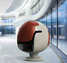 E-Bulle, conçue par Leet Design et dessinée par AG CAD.