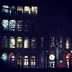 Cambridge on February Night